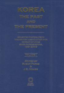 Korea  The Past and the Present  2 vols  PDF