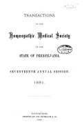 Transactions of the     Annual Session PDF