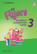 A2 Flyers 3 Student's Book