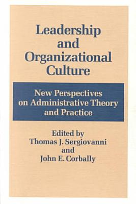 Leadership and Organizational Culture
