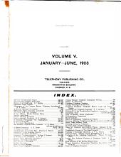 Telephony: Volumes 5-6