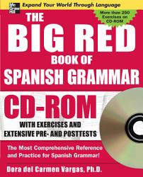 The Big Red Book Of Spanish Grammar W Cd Rom Book PDF