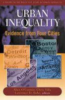 Urban Inequality PDF