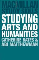 Studying Arts and Humanities PDF