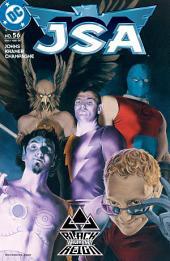 JSA (1999-) #56