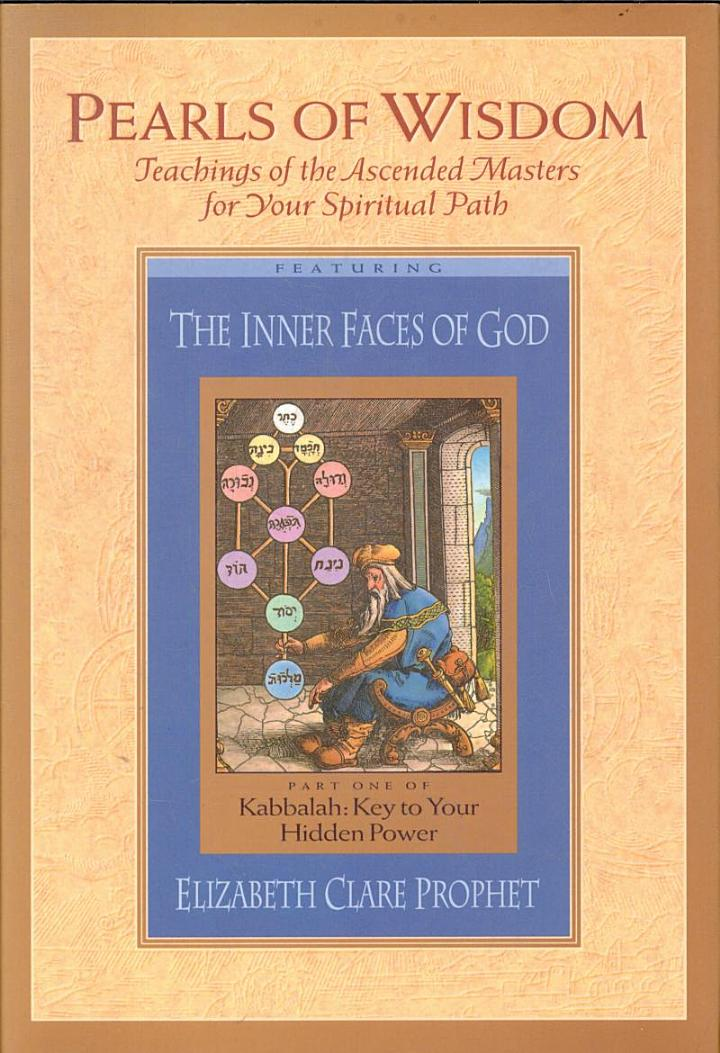 Inner Faces of God, Kabbalah