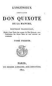 L' ingénieux chevalier Don Quixote de La Manche: Volume1