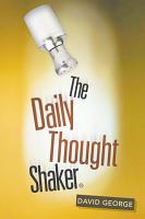 The Daily Thought Shaker PDF