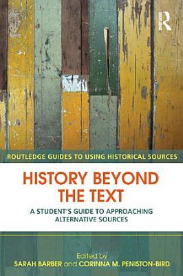 History Beyond the Text PDF