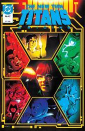 New Teen Titans (1984-1988) #47