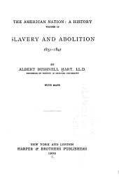 Slavery and Abolition, 1831-1841: Volume 16