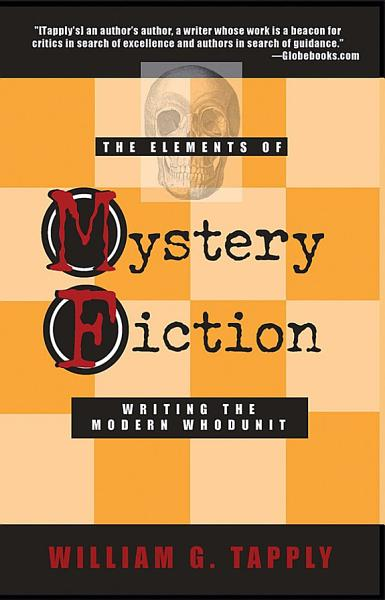 Download The Elements of Mystery Fiction Book