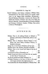 William Penn's Journal of His Travels in Holland and Germany,: In 1677, in the Service of the Gospel ; Containing Several Letters and Addresses Written While There to Persons of Eminence and Quality
