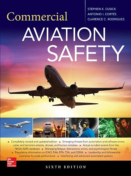 Commercial Aviation Safety Sixth Edition