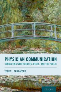 Physician Communication Book