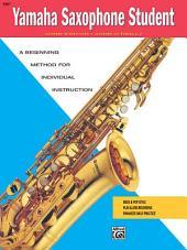 Yamaha Saxophone Student