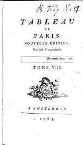 Tableau de Paris: Volume 8