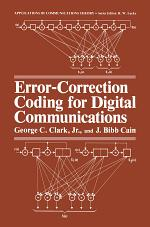 Error-Correction Coding for Digital Communications