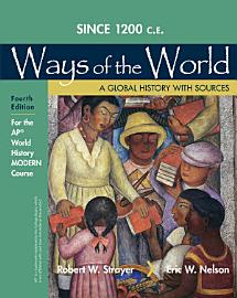 1200 Update Ways Of The World With Sources For The AP   Modern Course