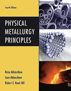 Physical Metallurgy Principles PDF