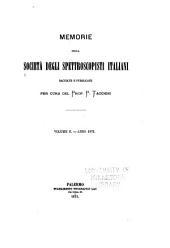 Memorie della Società astronomica italiana: Volume 2