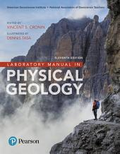 Laboratory Manual in Physical Geology: Edition 11