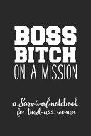 Boss Bitch On A Mission PDF