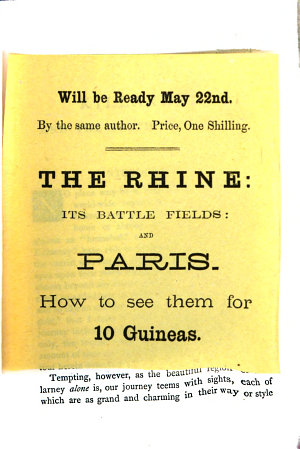 Killarney and the South of Ireland  how to See Them for Eight Guineas PDF