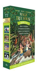 Magic Tree House Books 5 8
