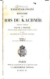 Râja Taranginí: Volume 1