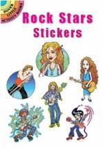 Rock Stars Stickers