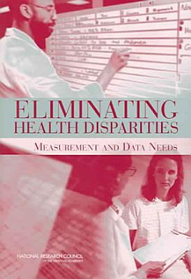Eliminating Health Disparities