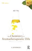 Chemistry of Aromatherapeutic Oils