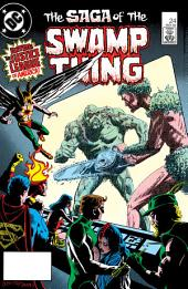 The Saga of the Swamp Thing (1982-) #24