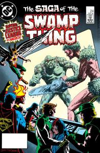 The Saga of the Swamp Thing  1982    24