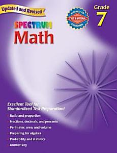 Math  Grade 7 PDF