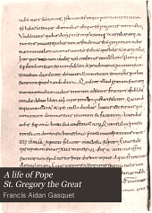 A Life of Pope St. Gregory the Great