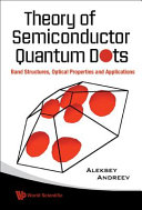 Theory of Semiconductor Quantum Dots