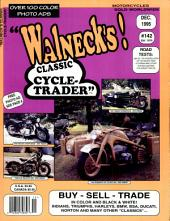 WALNECK'S CLASSIC CYCLE TRADER, DECEMBER 1995