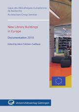 New library buildings in Europe PDF