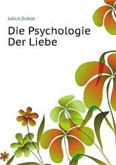 Die Psychologie Der Liebe
