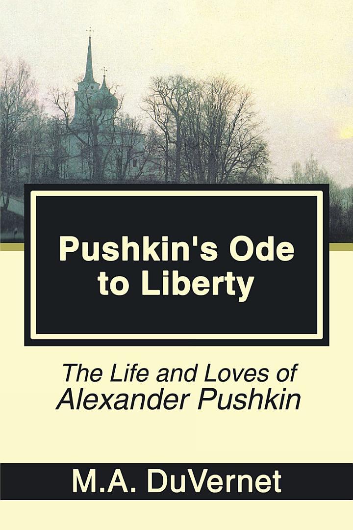 Pushkin's Ode to Liberty
