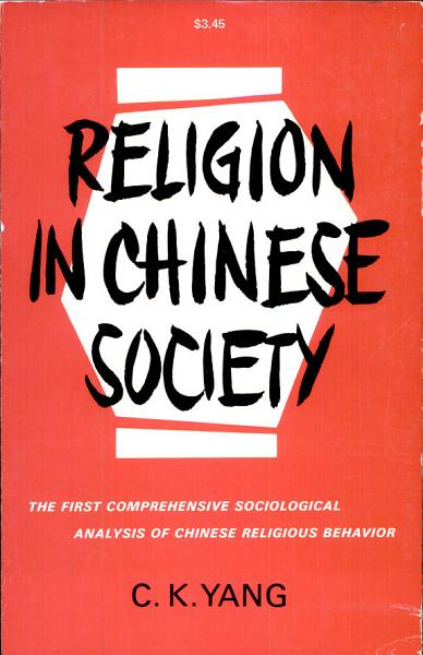 Religion in Chinese Society
