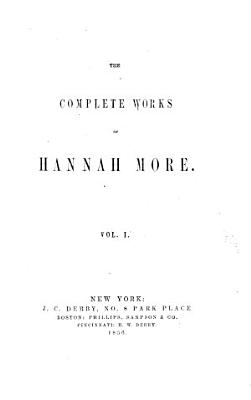 The Complete Works of Hannah More PDF