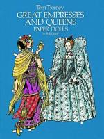 Great Empresses and Queens Paper Dolls in Full Color PDF