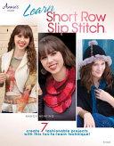 Learn Short Row Slip Stitch PDF