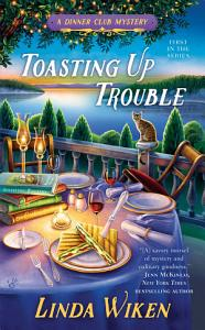 Toasting Up Trouble Book