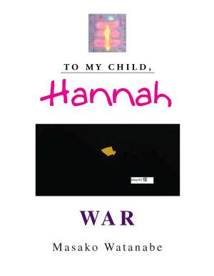 To My Child  Hannah PDF
