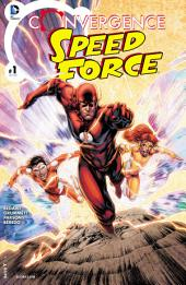 Convergence: Speed Force (2015-) #1
