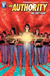 The Authority: The Lost Year (2009-) #11
